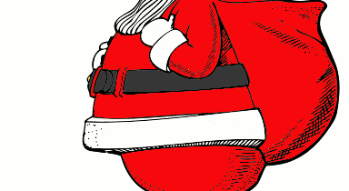Yes, Virginia…YOU can be Santa Claus!